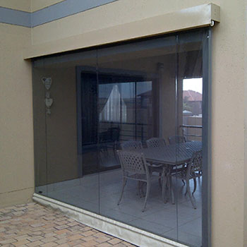 Home Matrix Outdoor Blinds