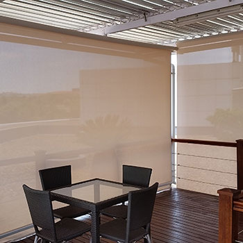 Outdoor Sun Screens